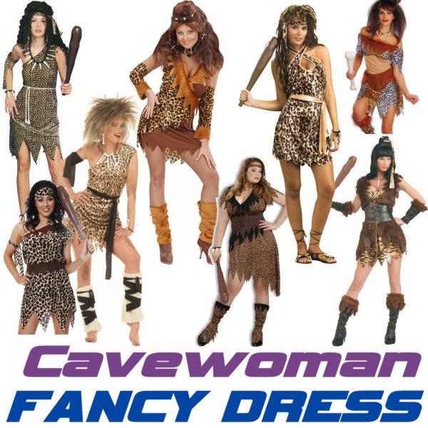 Caveman Costumes - Adult Caveman and Cavewoman Halloween ...